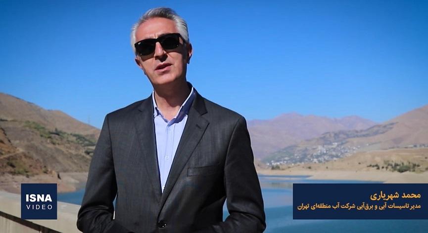 ایسنا: بحران آب، پشت سدهای تهران